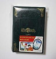 PSソフト テイルズ オブ エターニア namco 予約特典 洋書型メモリーカードケース/カードサイズブックマーク レア物 非売品 サイズ:約縦14cm×横10cm