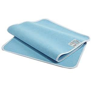 東京西川 ドライウェルプラス 洗える除湿シート 【日本製】  シングルサイズ ブルー