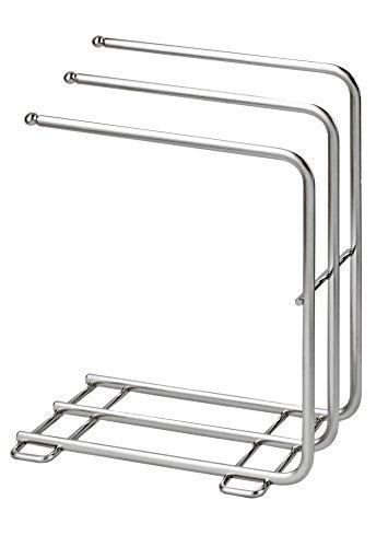 [해외]빠루 金? 행주 스탠드 스테인리스 뷰노 HB-3288/Pearl metal dish stand Stand made stainless steel Beno HB-3288