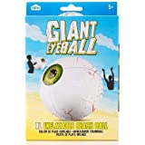 ToyPlaya 楽しいおもちゃ ジャイアントアイボール – 空気注入式ビーチパーティーボール