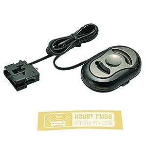 カーメイト 車用 純正キーのリモコンでセキュリティのON/OFFが出来る OBDII通信のカーセキュリティシステム ブラック SQ900