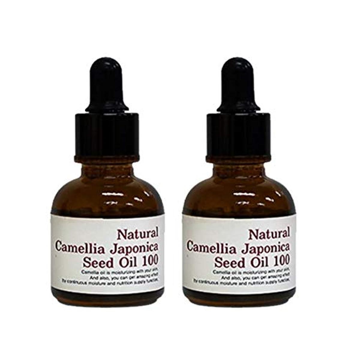 スキンアイナチュラル?発効、椿、オイル100 20ml x 2本セット、Skineye Natural Camellia Japonica Seed Oil 100 20ml x 2ea Set [並行輸入品]