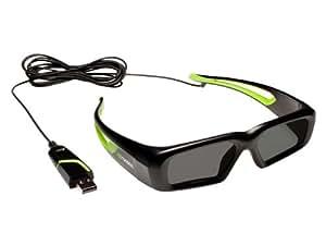 NVIDIA 3D Vision wired glasses 3D V有線