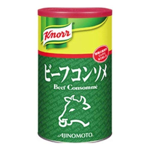【業務用】「クノールR」ビーフコンソメ1kg缶【常温】