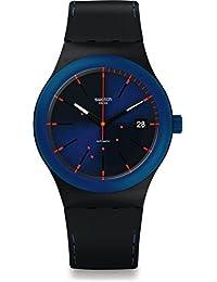 [スウォッチ]SWATCH 腕時計 SISTEM51(システム51) 機械式自動巻き SISTEM NOTTE SUTB403 メンズ 【正規輸入品】