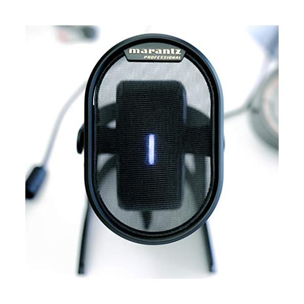 マランツプロ USB コンデンサーマイク ポッ...の紹介画像8