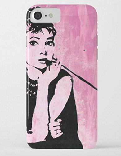 オードリー・ヘップバーン society6 iPhone 7/7 Plusケース (iPhone 7 Plus, Audrey03) [並行輸入品]