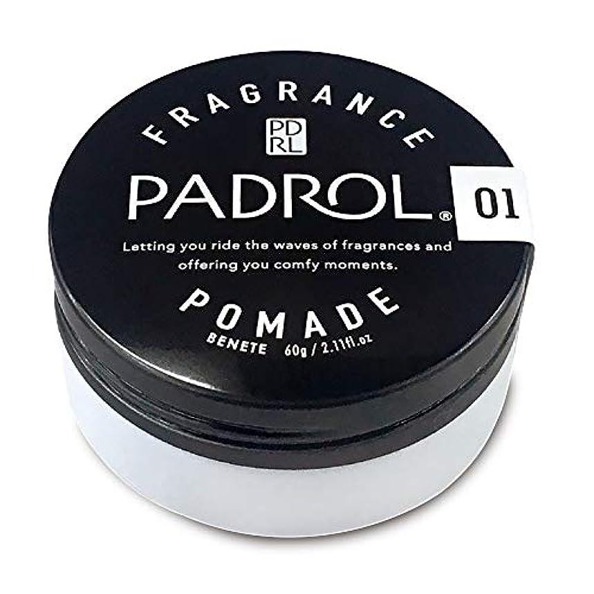 カートン工業化する意志に反するPADROL FRAGRANCE POMADE ノルコーポレーション PAD1001