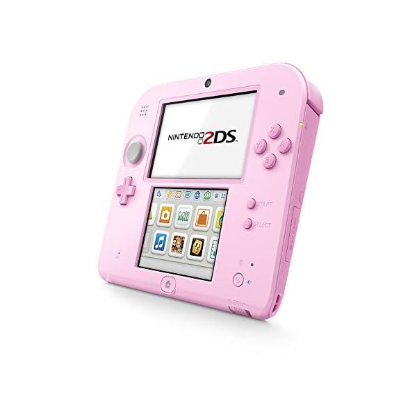 ニンテンドー2DS ピンクの紹介画像3