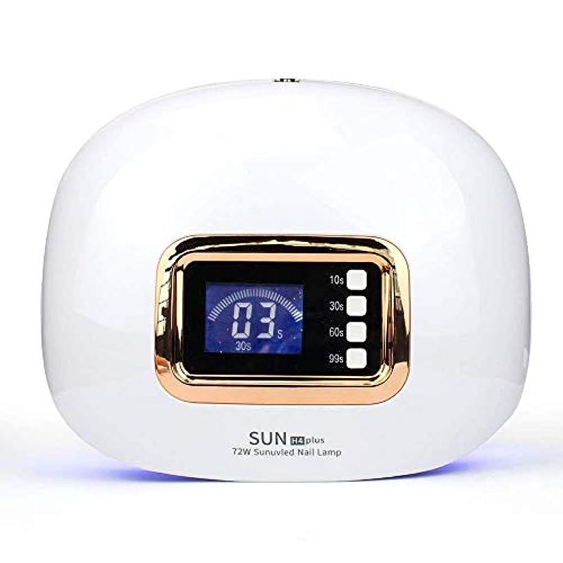 口述積分品種理性的な釘の光線療法機械72Wマルチタイムのタイミングの痛みのないモード36二重光源のビード