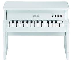 KORG tinyPIANO タイニーピアノ ミニ鍵盤25鍵 ホワイト