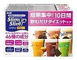 スリムアップスリムシェイク 10食 × 10個セット
