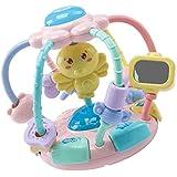 KESOTO ハンドベル 振り鳴らし 赤ちゃん 子供 サウンド 幼児楽器 学習玩具 打楽器 演奏会 ピンク