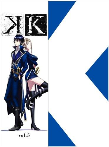 K vol.5 [Blu-ray]
