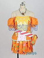 アイカツ!霧矢あおい (きりやあおうい) ユニットドレス コスプレ衣装