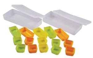 アーネスト 弁当 作り置き シリコン 小分け保存カップ フリープ 2個 セット A-75816