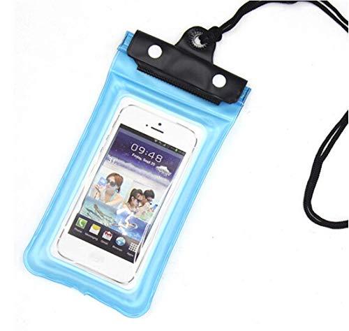 防水ケース スマホ用 防水携帯ケース 完全防水 タッチ可 指紋認証/Face ID認証対応 4.5インチ
