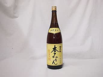 白扇酒造 伝統製法熟成本みりん 1800ml(岐阜県)
