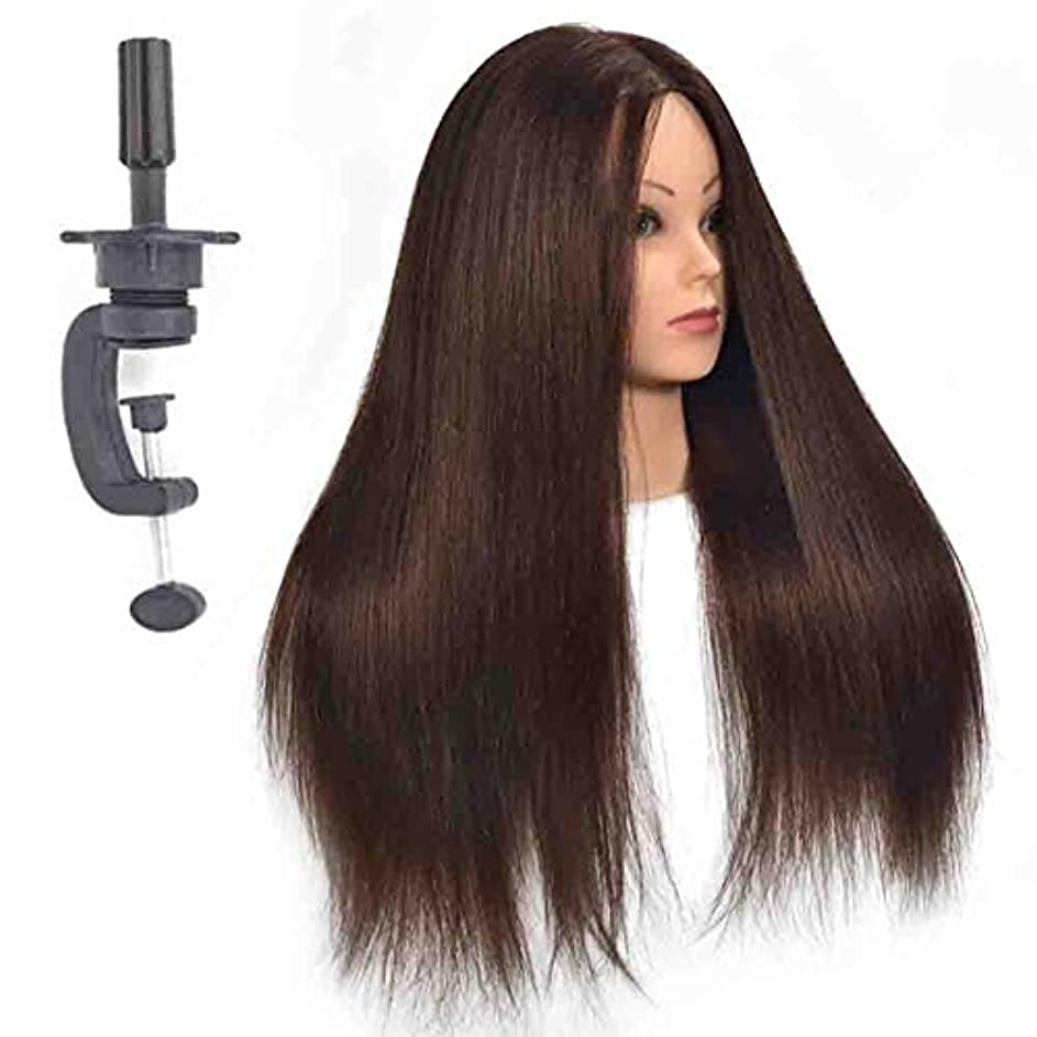 確認する可能にする剃るサロンヘア編み美容指導ヘッドスタイリングヘアカットダミーヘッドメイク学習ショルダーマネキンヘッド