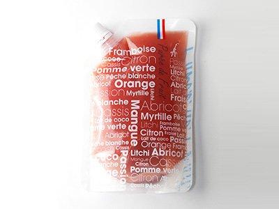 ラ・フルティエール [冷凍] ホワイトピーチピューレ加糖10...