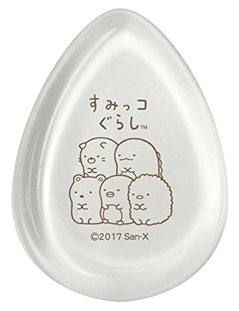 夜の動物園豆民主党すみっコぐらし シリコンパフ ドロップ メイク用 RM-5337