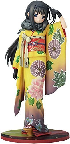 마법 소녀 마도카☆마기카 아케미 호무라 나들이옷Ver. 1/8스케일 PVC제 페인티드 피규어-