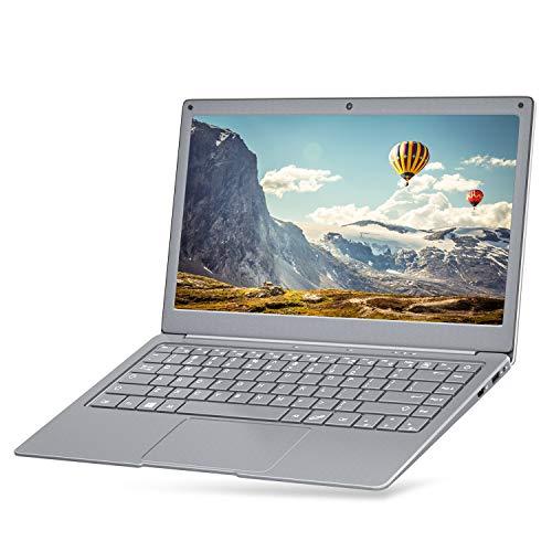 Jumper EZbook X3 13.3インチHD IPSのUltrabookノートパソコンのデュアルコアWindows 10のノートのIntelプロセッサ、6GB RAM 64GB ROM、M.2 SSD 1TB、256GB TF Card
