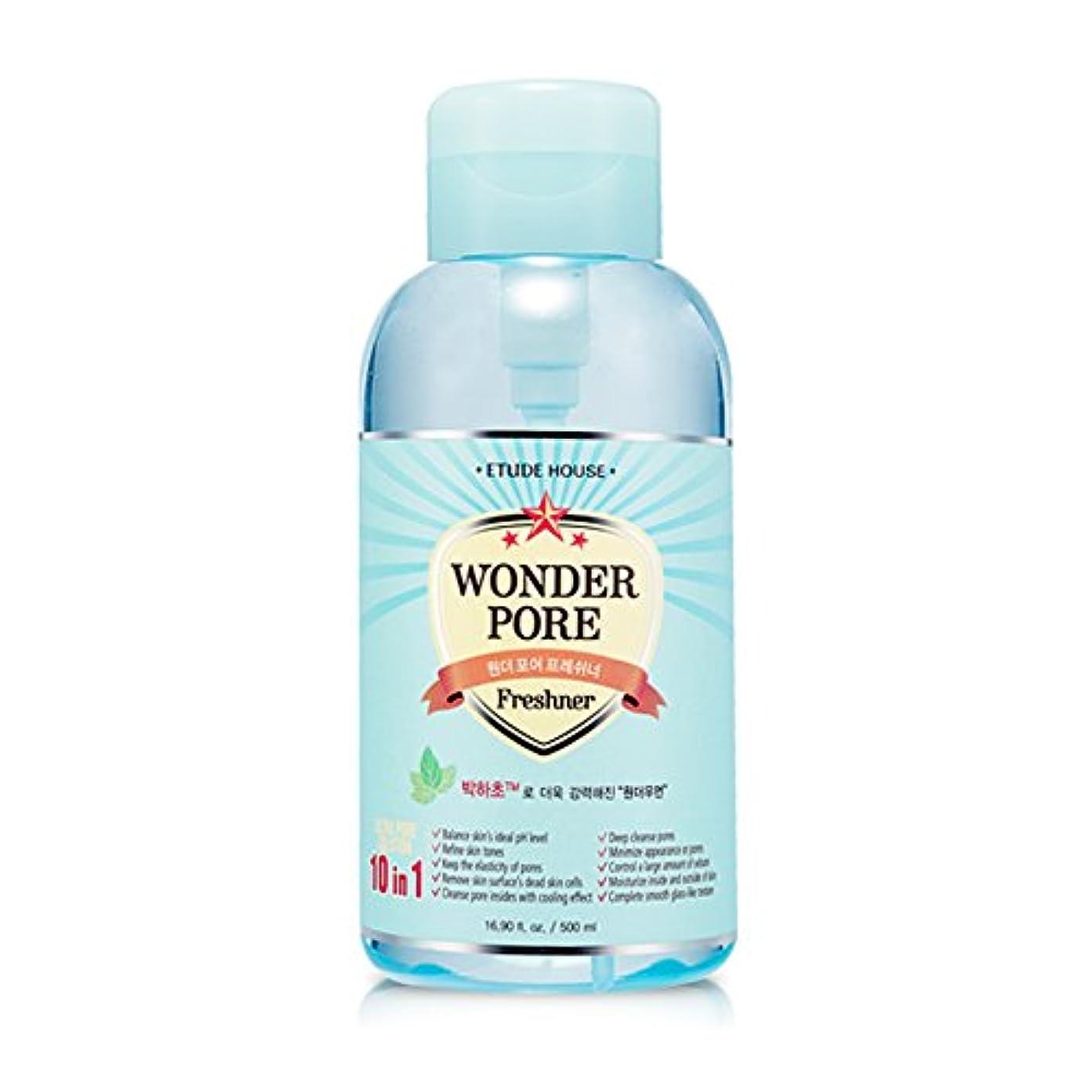 しなければならないセットする多数のエチュードハウス(ETUDE HOUSE) ワンダーP化粧水 (500ml)