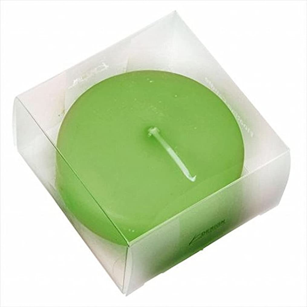 歴史的シャー収束カメヤマキャンドル(kameyama candle) プール80(箱入り) 「 シャトレーゼ 」