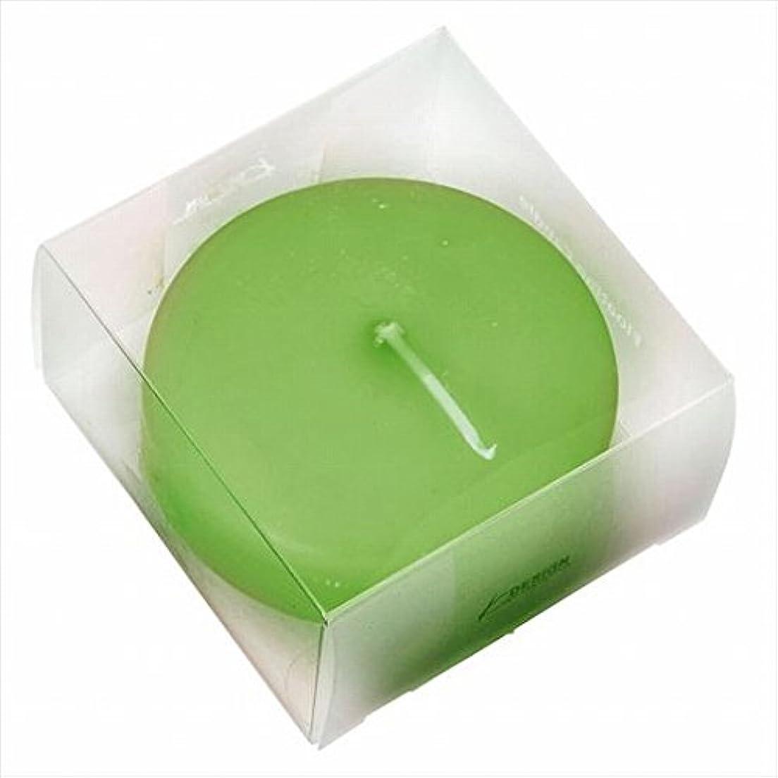 ぐるぐる単独で肩をすくめるカメヤマキャンドル(kameyama candle) プール80(箱入り) 「 シャトレーゼ 」
