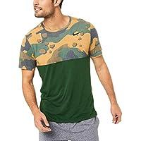 Nike Men's Dri-FIT Hyper Dry Camo Short-Sleeve Top