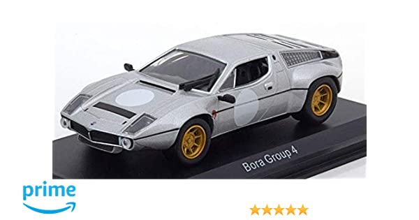 Maserati Bora Group 4 1973 Leo Models 1:43