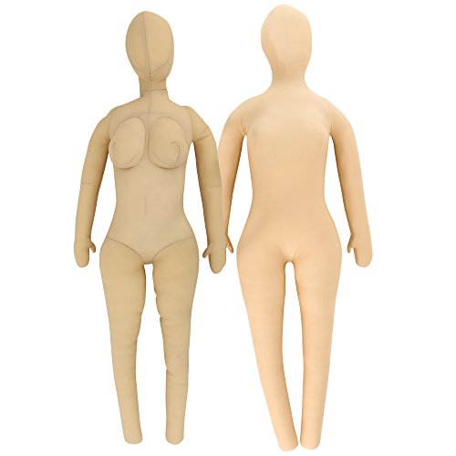 BIBILAB (ビビラボ) 日本綿嫁(姉) WY-158 身長158㎝ Cカップ 日本の枕職人によるハンドメイド 皮下脂肪の感触を再現
