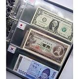 ★美品★世界の紙幣120カ国120枚セット ファイル入り