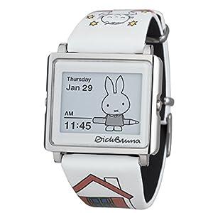 [エプソン スマートキャンバス]EPSON smart canvas miffy 腕時計
