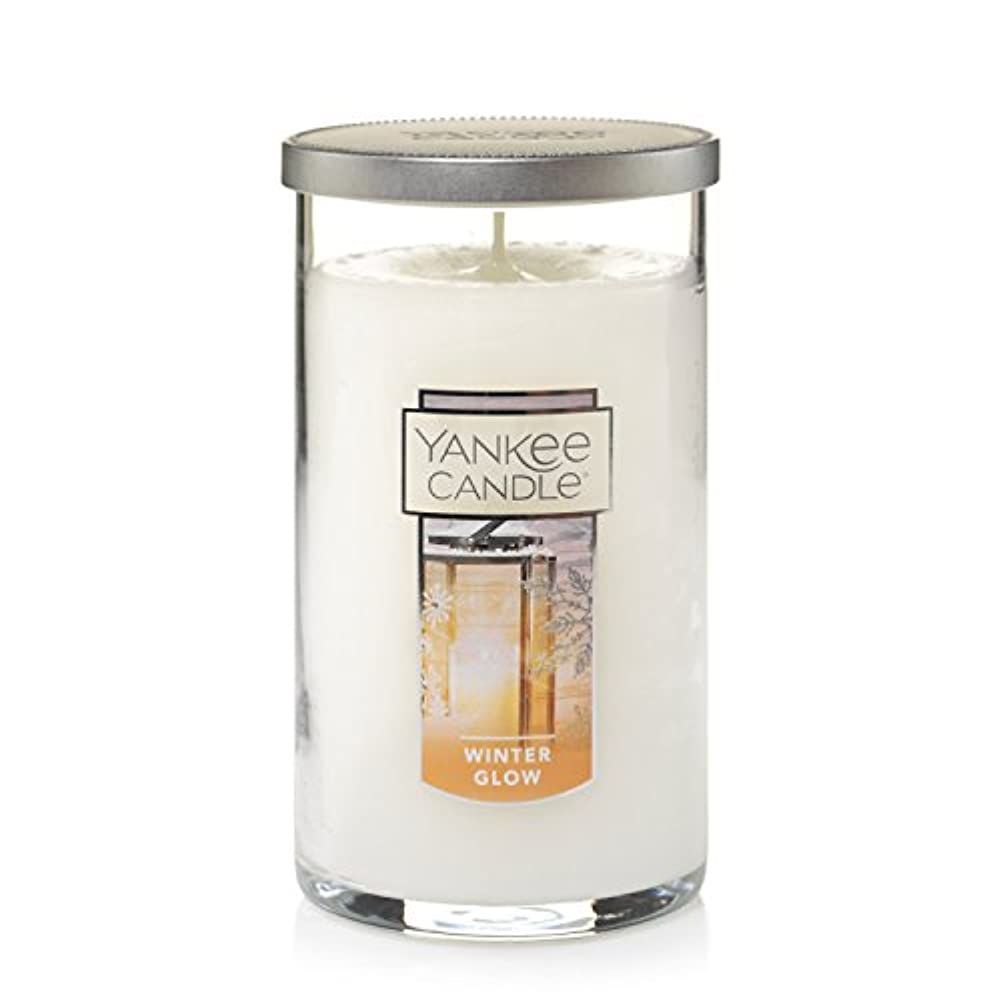 花瓶商品安全Yankee Candle Company Medium Medium Perfect Pillar Candle 1342544Z