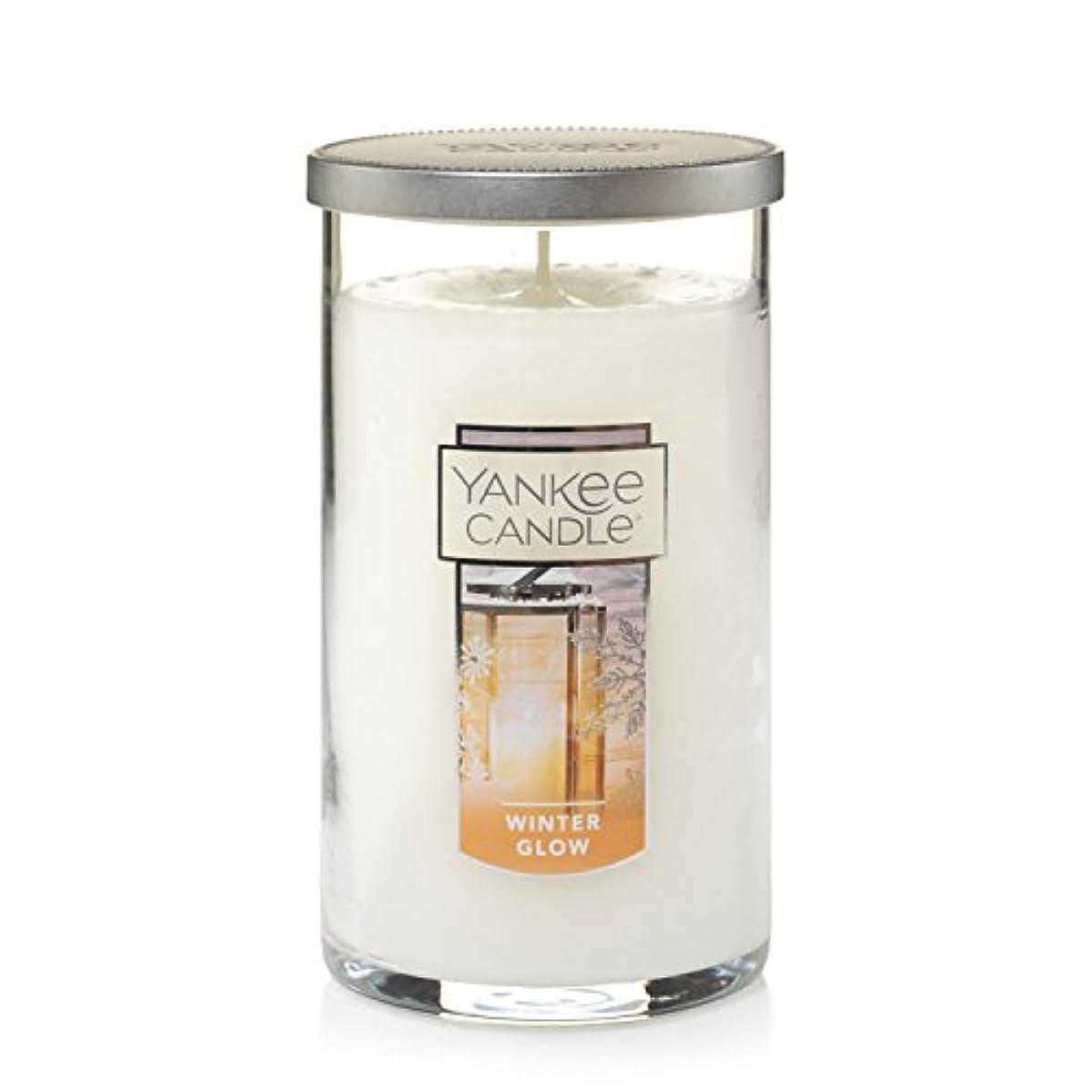法廷ささやき沈黙Yankee Candle Company Medium Medium Perfect Pillar Candle 1342544Z