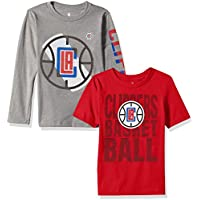 NBA by Outerstuff NBA Kids & Youth Boys Short Sleeve & Long Sleeve Combo Pack