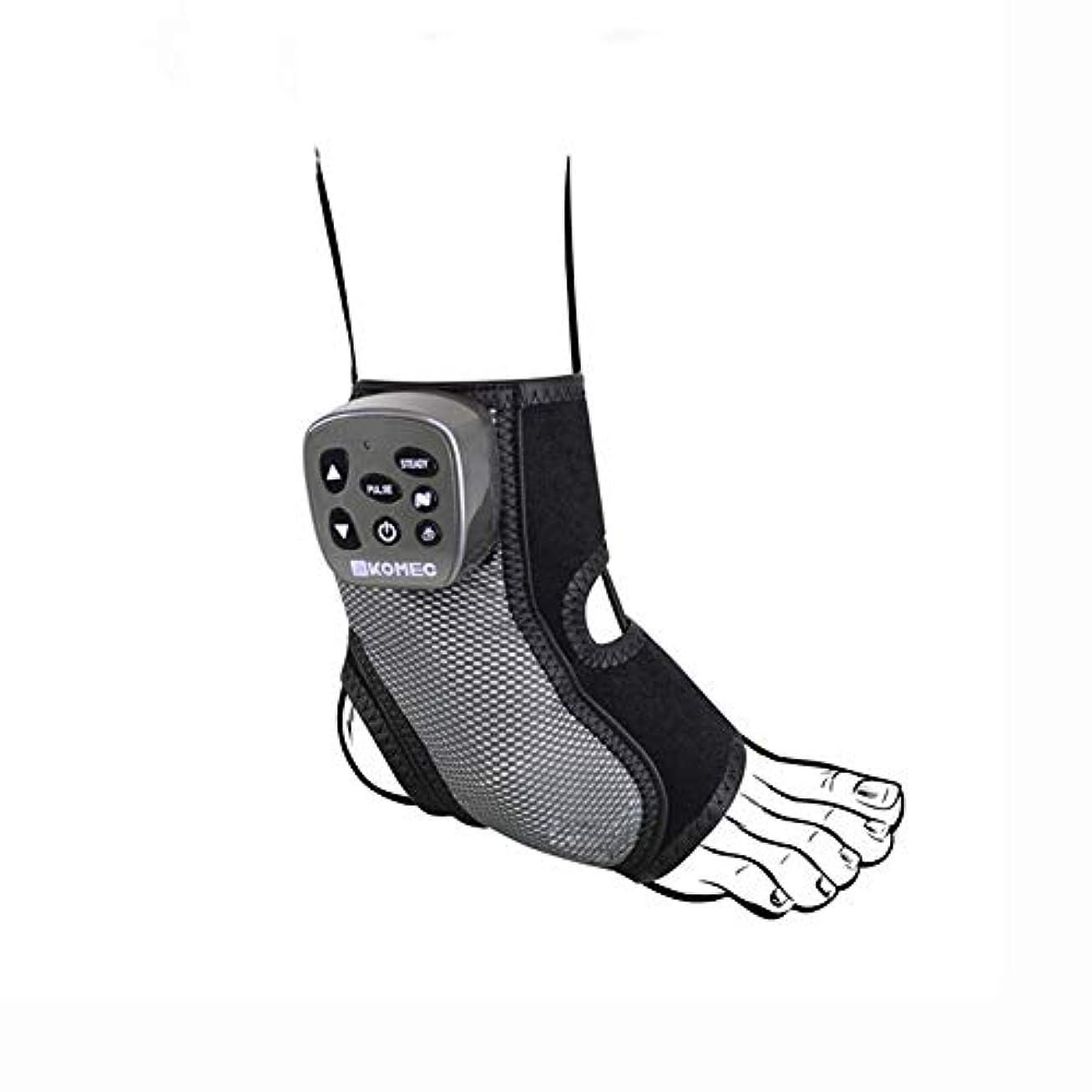 遅らせる文庫本ノミネートHAIZHEN マッサージチェア 癒しの救済のためのマッサージャーの足首のサポートアキレス腱の足首の腱のブレースTendonの足底の筋膜炎足のスプリントシルバー