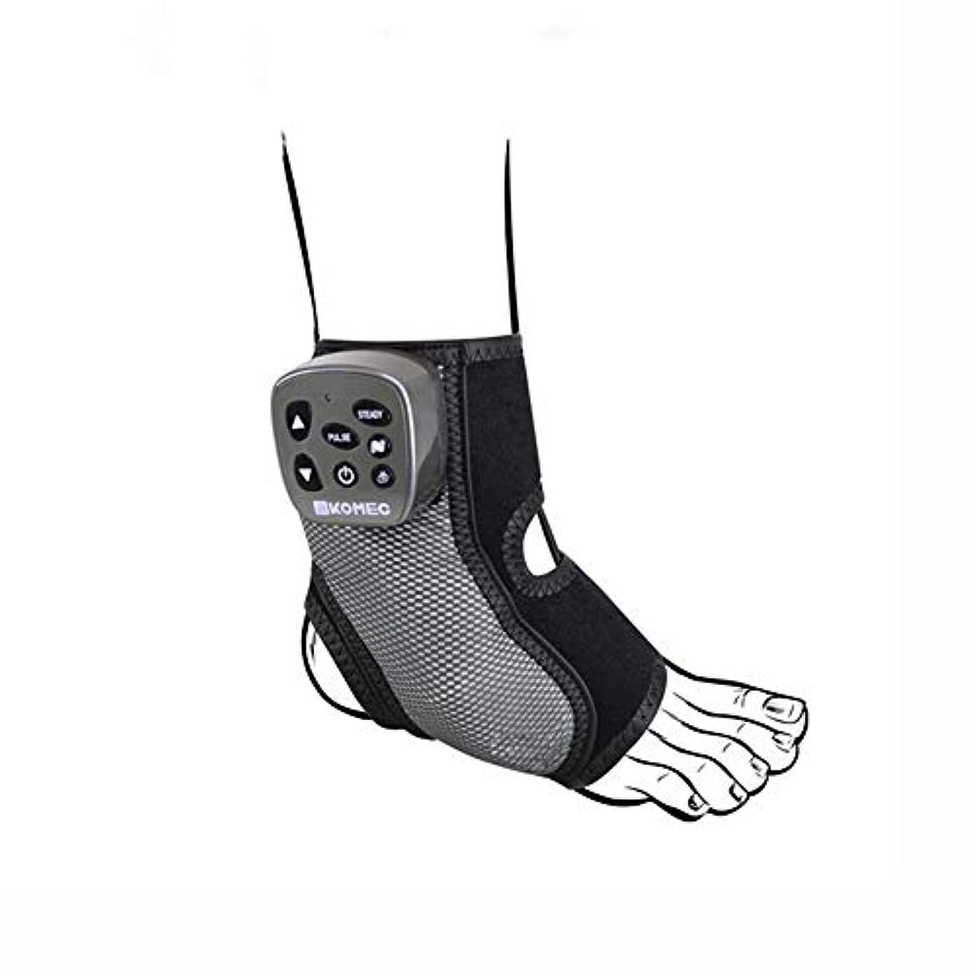 租界行う表示HAIZHEN マッサージチェア 癒しの救済のためのマッサージャーの足首のサポートアキレス腱の足首の腱のブレースTendonの足底の筋膜炎足のスプリントシルバー