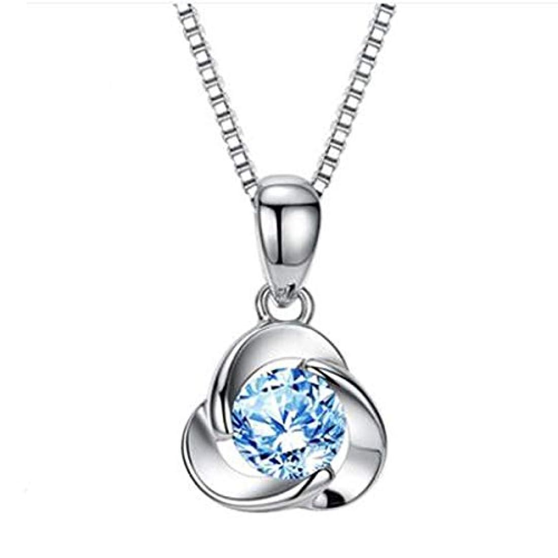 忌避剤不健康不愉快にAishanghuayi ガールフレンドの妻の誕生日プレゼントを送る女性実用クリエイティブロマンチックな特別な心小さな贈り物,ファッションオーナメント (Color : Blue)