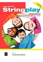 Stringplay classics: flexible arrangements for junior string ensemble