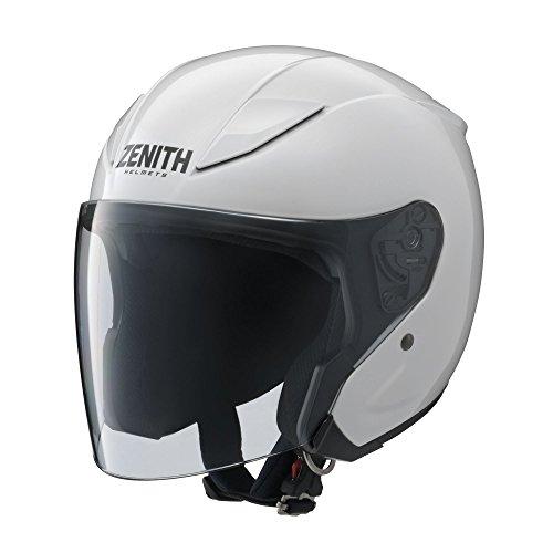 ヤマハ(YAMAHA) バイクヘルメット ジェット YJ-20 ZENITH パールホワイト Lサイズ(59-60cm) 90791-2343L