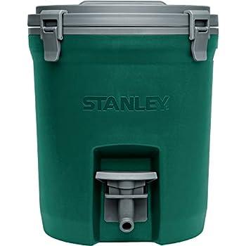 STANLEY(スタンレー) ウォータージャグ 7.5L グリーン 保冷 頑丈 水分補給 氷 アウトドア キャンプ 釣り レジャー 保証 01938-004 (日本正規品)