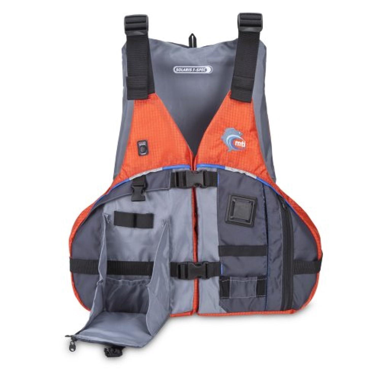 MTI Adventurewear Solaris f-spec製カヤック釣りPFDライフジャケット