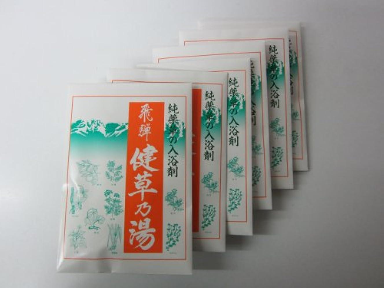 息子依存する蓮健草乃湯30包入り(5包×6)