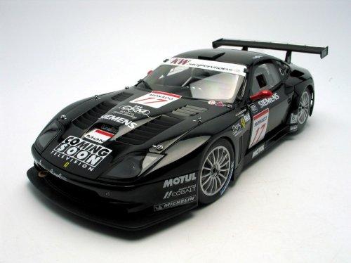 京商 1/18スケール フェラーリ 575GTC #17 Team JMB ドニントン 2004