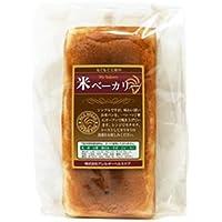 もぐもぐ工房 (冷凍) 米(マイ) ベーカリー 食パン 1本入×5セット【同梱・代引不可】