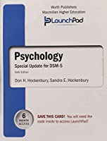 Launchpad for Hockenbury's Psychology with Dsm5 Update (Six Month Access)