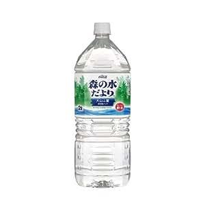 コカコーラ 森の水だより 2L 1ケース(6本入り)